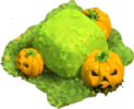 Halloween Bush