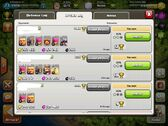 Archers and Giants Farming Example