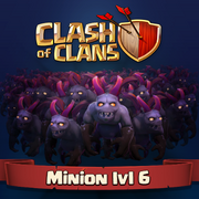 Minion lvl6 sneak peek