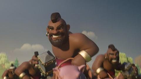 Clash of Clans Ride of the Hog Riders (Official TV Commercial)