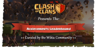 Achievements Leaderboard