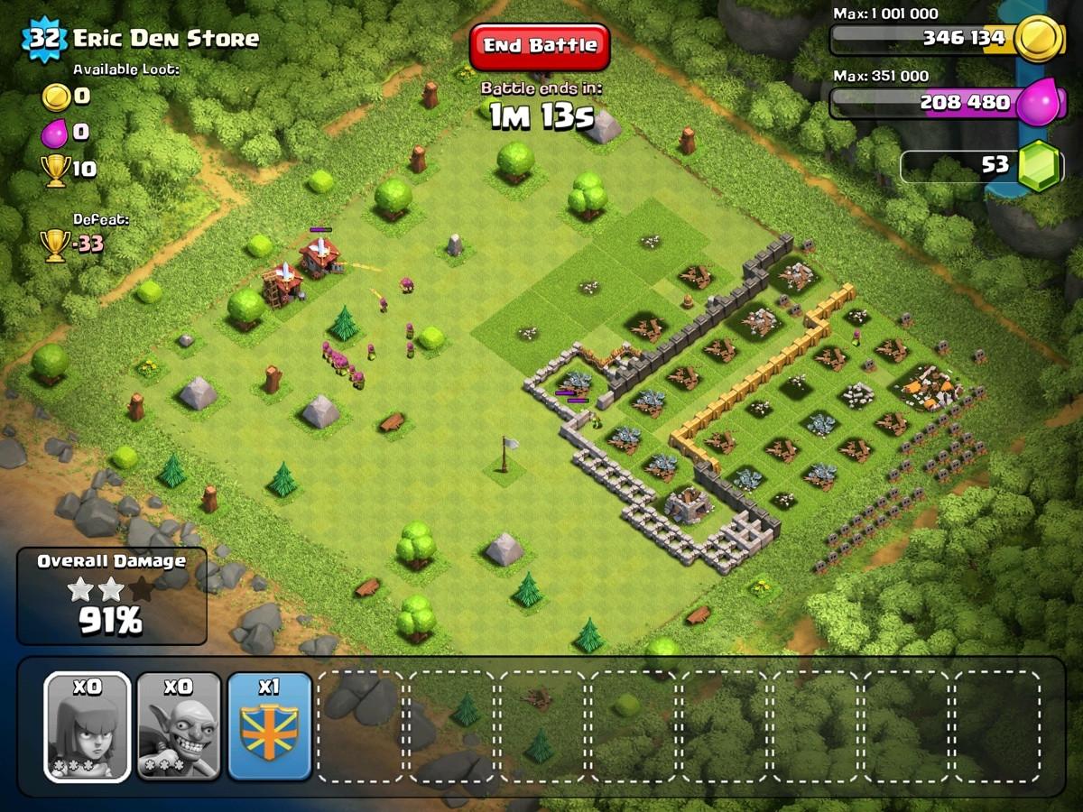 Flammy's Strategy Guides/Base Defense Basics Clash Clans Wiki