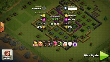 Loot 900k Clash of Clans
