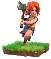 Valkyrie  Clash of Clans Wiki  FANDOM powered by Wikia