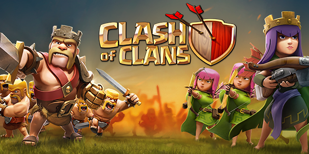 File:Clash-of-Clans- queen and king.png