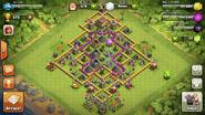 My farming base design