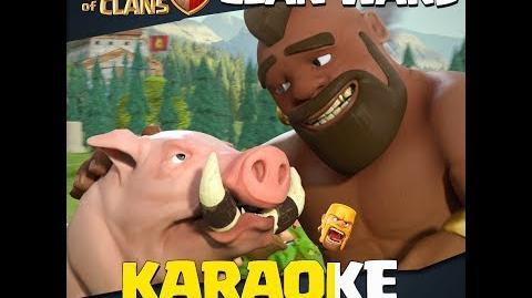 Clan Wars Karaoke Contest