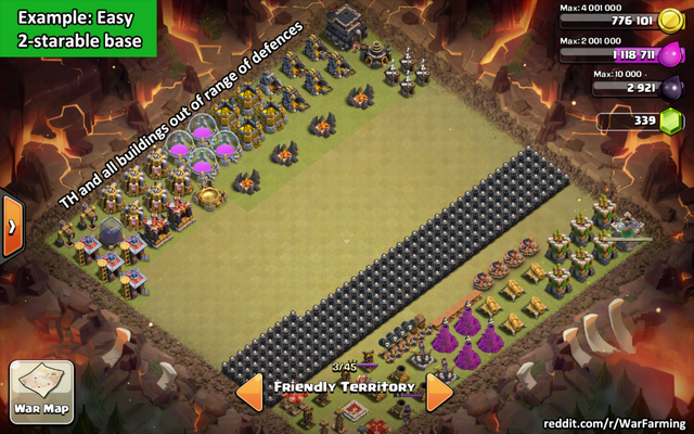 File:Easy 2 Starable CLAN WARS Base Layout.png