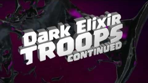 New Dark Elixir Troop The Golem