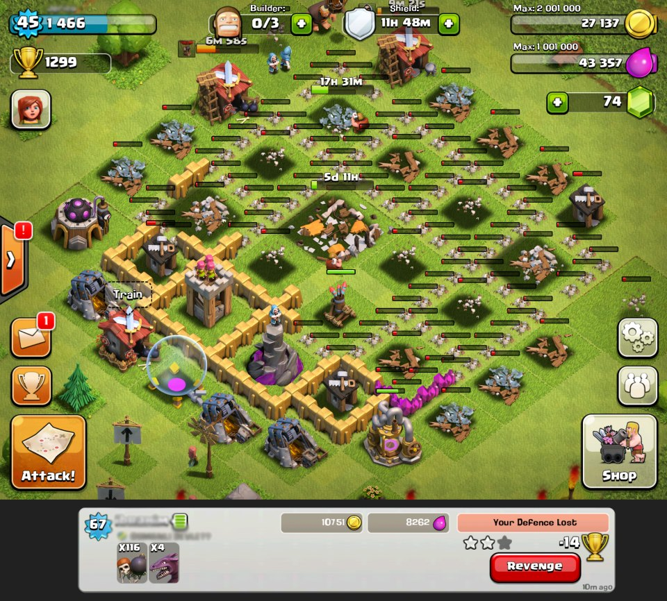 100 [ Clash Clans Is This ]