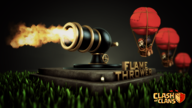 File:Clash of Clans Flame Thrower.png