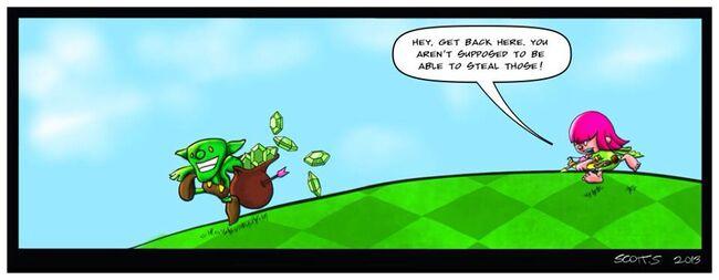 Clashers Comic 2