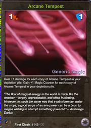 143 Arcane Tempest