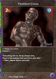 206 Pestilent Curse