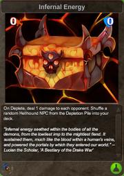 309 Infernal Energy