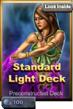 Standard light deck