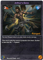 401 Arthur's Bane