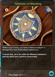 277 Talisman of Warding