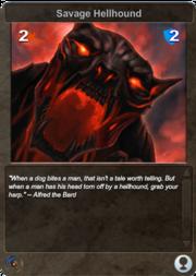 375 Savage Hellhound
