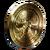 Craft gold brachus token