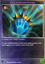463 Elixir of Arcane Energy (F)