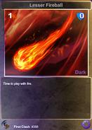 388 Lesser Fireball (F)