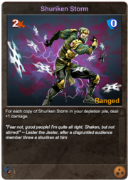 7 Ninja Shuriken Storm