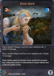 486 Elven Bard