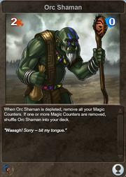 366 Orc Shaman