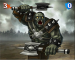 365 Orc Bloodrager mini