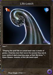 194 Life-Leech