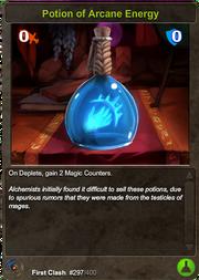 297 Potion of Arcane Energy