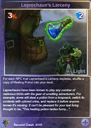 448 Leprechaun's Larceny (F)