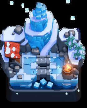Frozen Peak