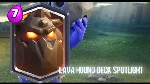 Video Lava Hound Best Deck In Arena 8 Amp 9 Clash