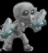 Mega Skeleton
