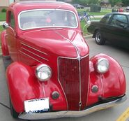 1936 Ford Model 48