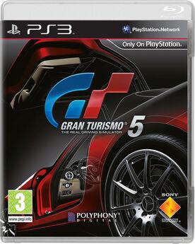 GT5 case