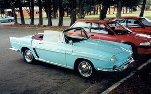 1960 Renault Floride doc