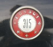 Ford Classic Badge