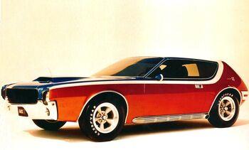 AMC AMX GT