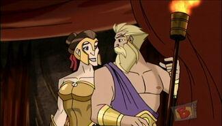 Zeus and hera5