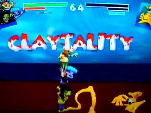 Clay Fighter Sculptor's Cut - Zappa Yow Yow Boyz Claytalities