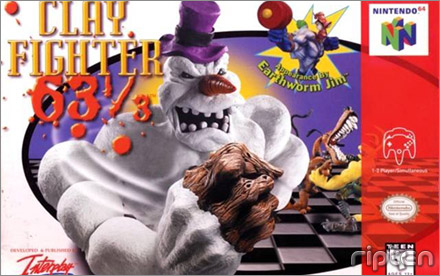 File:ClayFighter63cover.jpg