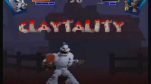 Clayfighter Sculptor's Cut Bad Mr Frosty Run (1 2)
