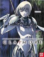 Claymore Livre II sleeve
