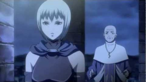 Claymore Father Vincent and Clare