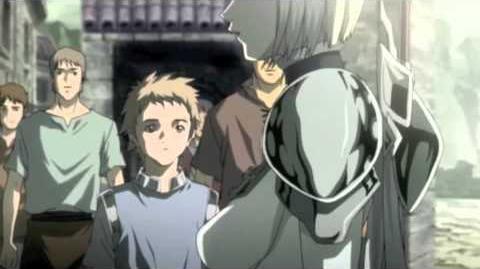 Claymore Anime Scene 01