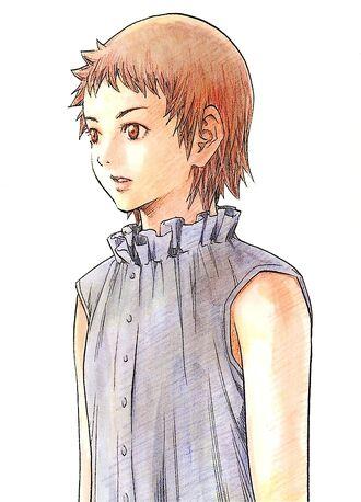 Priscilla as human child