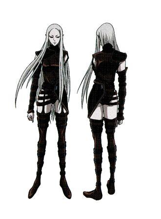 Ilena without cape